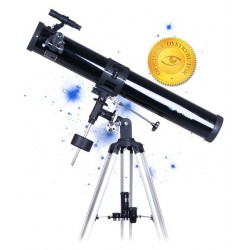 Telescop OPTICON Zodiac 76/900 EQ