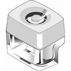 Micro-lupa Euromex 8x, 10 mm/100 segmente
