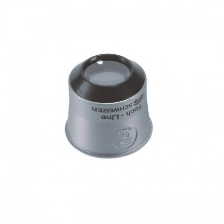 Lupă ceasornicar Tech-Line 6x Schweizer
