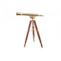 Telescop de alama Omegon MT 80/1000 28x
