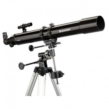 Telescop Celestron Powerseeker 80/900 EQ