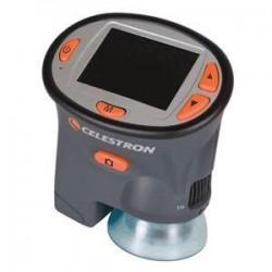 Mini-microscop de mână digital Celestron LCD 44310