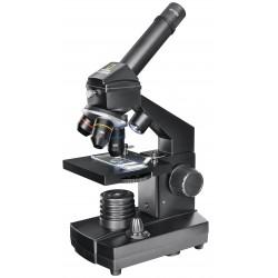 Microscop National Geographic 40x-1280x cu suport pentru smartphone