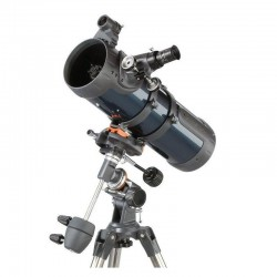Telescop Celestron Astromaster 114/1000 EQ-C