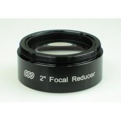 """Reducător de focală 0,5x (pentru oculare de 2"""")"""