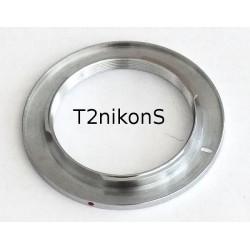 Adaptor T2 scurt pentru camerele foto Nikon